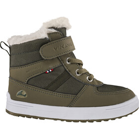 Viking Footwear Lukas WP Shoes Kids khaki/hunting green